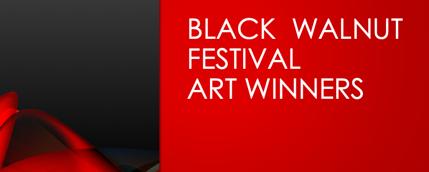 Black Walnut Festival Art Winners