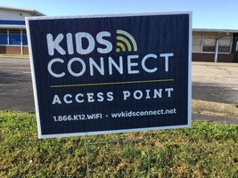 KidsConnection FREE Wifi Locations at School