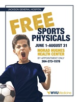FREE 2020 Sports Physicals
