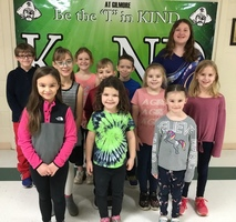 Gilmore students recognized for RESPECT
