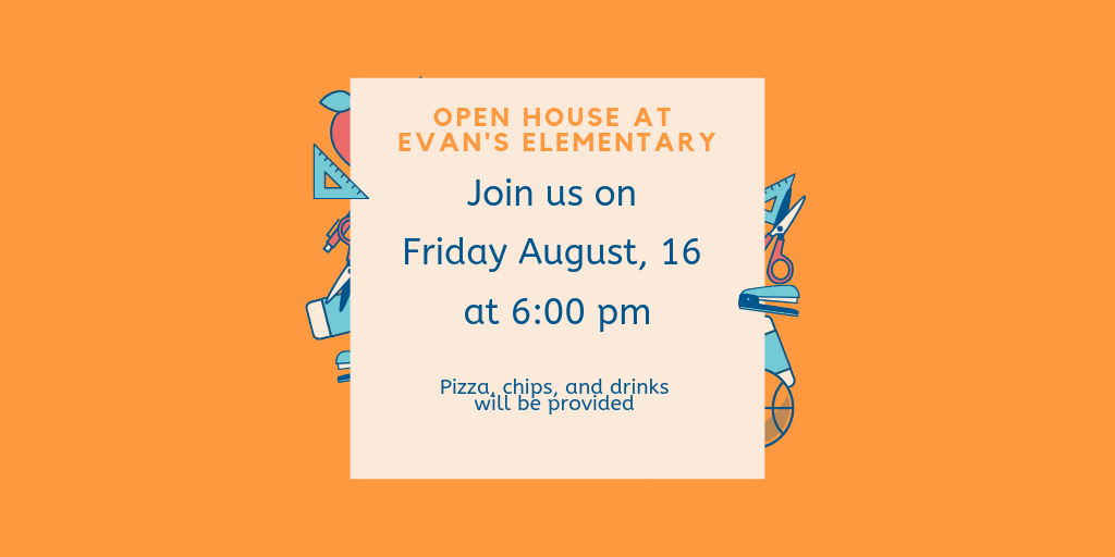 Evan's Open House