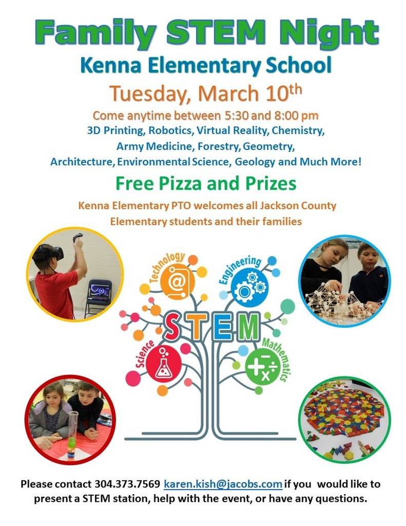 Kenna Elementary STEM Night